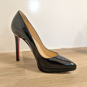 Christian Louboutin Pigalle Plato 120 Size 5.5